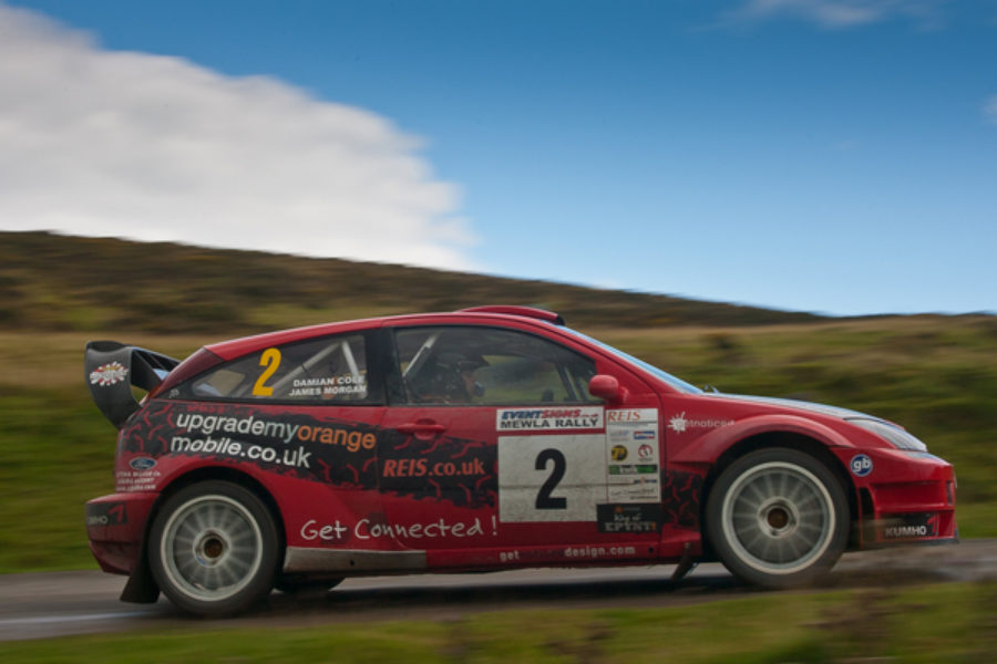 Cheviot Stages 2011